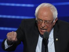 """Bernie Sanders: """"Hillary Clinton must become the next president of the United States —I'm proud to stand by her"""""""