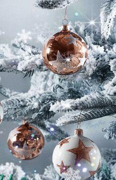 Christmas Tree Gif, Merry Christmas Wallpaper, Christmas Scenery, Merry Christmas And Happy New Year, Christmas Background, Christmas Wishes, Christmas Pictures, Christmas Greetings, Winter Christmas