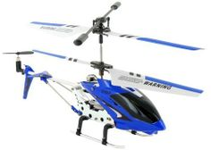 World Tech Toys Phantom S107 R/C Helicopter (Colors May Vary) with Mini Tool Box (fs) by World Tech Toys Phantom RC Helicopter. $171.99. The brand new GYRO Phantom 3.5CH Electric RTF RC Helicopter comes with the greatest advancement in Helicopter Technology, a Gyro. No more crashing, no more replacing parts, the GYRO has changed the Helicopter industry completely, making this RC Helicopter super easy to fly and maneuver. Great for people of all skill levels, th...
