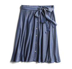 Stitch Fix Spring Stylist Picks: striped a line skirt