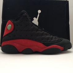 Nike Air Jordan 13 XIII Retro Bred Size 13 d7b8920f6