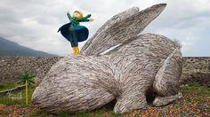 想飛 Dream Flight - 幾米御兔飛行 Creativity, Museum, Explore, Bird, Lifestyle, Animals, Animales, Animaux, Birds