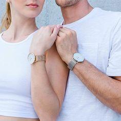 Es ist soweit! Heute ist der große Launch unserer Armbanduhren für Damen und Herren! Website Link ist in der Bio. Schaut vorbei! #mymaurino #newbrand
