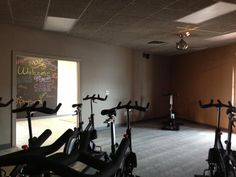 www.tochak.com Tochak Indoor Cycling Studio - Real Ryder bikes - Canton, OH - Spin Class with Attitude!