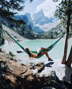 The Best Backcountry Camping and Hiking Hammocks - Hammock camping - Camping And Hiking, Camping Life, Camping Hacks, Tent Camping, Walmart Camping, Camping Beds, Camping Cooking, Camping Supplies, Winter Camping