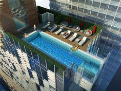 Rooftop Garden Design - Part 5 Hotel Indigo Hong Kong