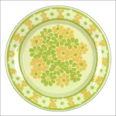 franciscan china patterns | Franciscan China Picnic China Dinnerware Pattern
