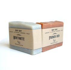 Getting ready for the end of summer clean up- & I think this soap will definitely help out!    Detox Soap set - Vegan Soap, French Red, Bentonite Soap, Unscented Soap, All Natural Soap, Handmade Soap, Fragrance Free Soap, via Etsy.
