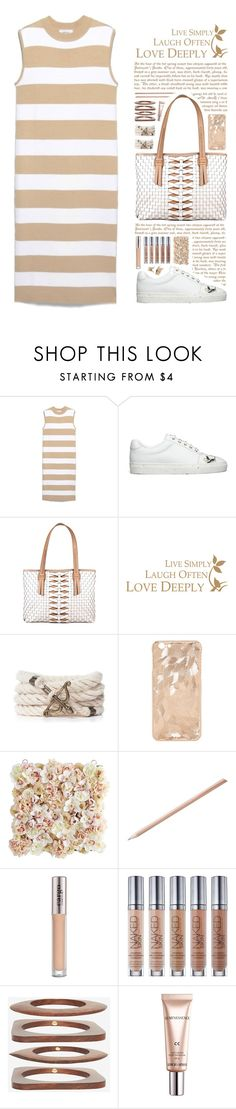 """""""2188 // B o ö t e s"""" by arierrefatir ❤ liked on Polyvore featuring Cole Haan, Pier 1 Imports, CARGO, Urban Decay, Kenneth Jay Lane and Giorgio Armani"""