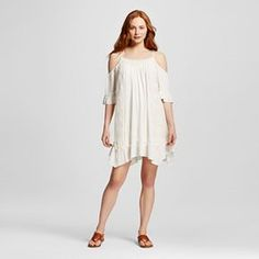 Crochet Cold Shoulder Dress - Mossimo Supply Co.