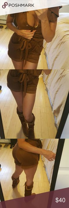 Country girl romper costu.e Shorts 1 pc Rampage Other