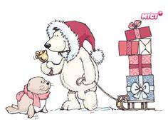 Wandtattoo White World Christmas Cartoons, Christmas Clipart, Christmas Fun, Christmas Cards, Sweet Drawings, Cartoon Drawings, Animal Drawings, Scrapbook Images, Llama Gifts