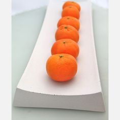 Never thought I'd be excited about a tray holding oranges. Yet here we go. $44