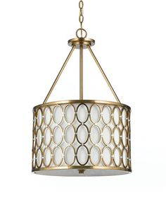 Cosmo Chandelier by Candice Olson on Gilt Home