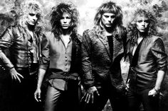 Dokken...@ Monsters of Rock concert......1988