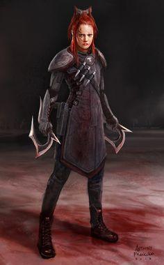 Monsters and Stuff: Vampire Hunter                                                                                                                                                      More