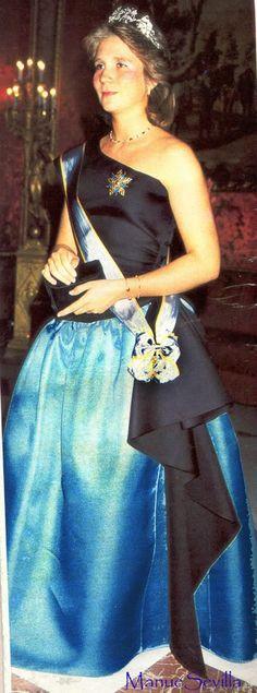 Infanta Doña Elena de España.