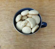 Sequilhos de Coco sem glúten e vegano | Sam e Mamãe na Cozinha- Alergias Alimentares