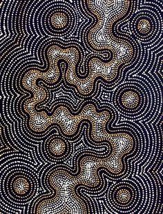 Aboriginal Art Painting by Tammy Matthews Aboriginal Painting, Aboriginal Artists, Dot Art Painting, Abstract Art, Kunst Der Aborigines, Art Premier, Australian Art, Indigenous Art, Native Art