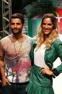 Chic e Fashion: Bruno Gagliasso e Giovanna Ewbank no Mega Polo