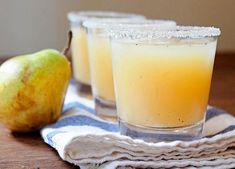 Vanille-Wodka-Birnen-Cocktail                                                                                                                                                                                 Mehr