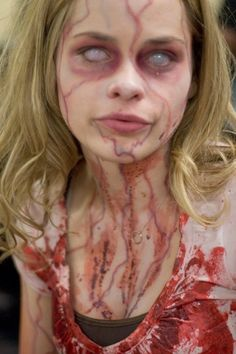 gory halloween special fx makeup
