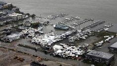 damage after hurricane sandy made landfall on the southern new jersey ...