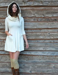 Gaia Conceptions - Super Cowl Perfect Pockets Tunic/Mini Dress, $210.00 (http://www.gaiaconceptions.com/super-cowl-perfect-pockets-tunic-mini-dress/)