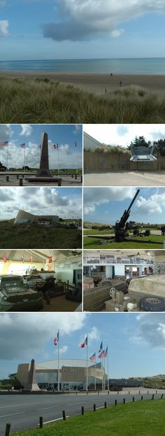 Visit D-Day Beaches in Normandy :: Utah Beach