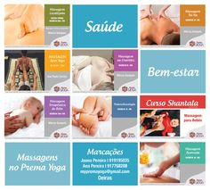 Massagens no Prema Yoga
