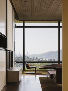 Courtyard Residence by Aidlin Darling Design , via Behance.  Smithsonian Cooper-Hewitt, National Design Awards