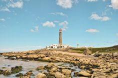 Descargar  Imágenes gratis de  Faro Cabo Polonio, Rocha, Uruguay
