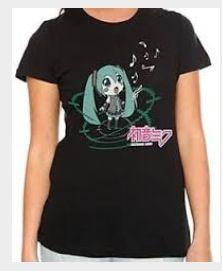 Anime tshirt