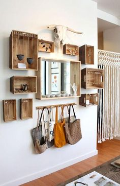 decoracion-lowcost-cajas-recibidor