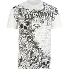 INFAMOUS Face This Mens T-Shirt