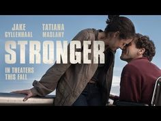 awesome 'Stronger' film trailer starring Jake Gyllenhaal