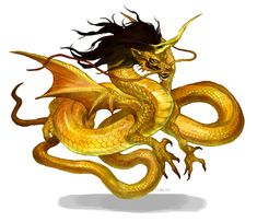 Yinglong - A winged dragon and the rain deity in ancient Chinese mythology