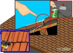 Best How To Find Fix A Roof Leak Roof Leak Roof Flashing 640 x 480