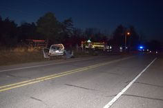 Man in Critical Condition after Lapeer County Crash