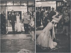 Wedding Reception Bubble Exit | Crystal Belcher Photography