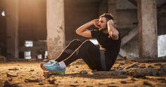 #LiveMore Abnehmen am Bauch: Diese fünf Übungen lassen das Fett schmelzen