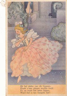 willy schermele 1946 Cinderella