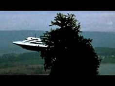 UFO Sightings Massive Flying Saucers Caught On Tape? Over 50 Feet Wide Metallic Disk Update on YouTube by Billy Meier