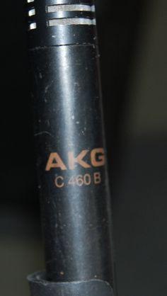 AKG C 460B Pencil Condenser Microphone
