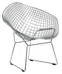Bertoia+Diamond+Chair