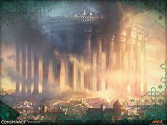 Wallpaper of the Week:Paliano, the High City : Daily MTG : Magic: The Gathering