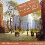 Rapid Ear Movement [Free Audiobooks]: I've Come to Stay: A Love Comedy of Bohemia [by Ma...  Free Audiobooks  link to the free audiobook