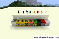 More Explosives 1.6.2 Mod Minecraft 1.6.2 - http://www.minecraftjunky.com/more-explosives-1-6-2-mod-minecraft-1-6-2/