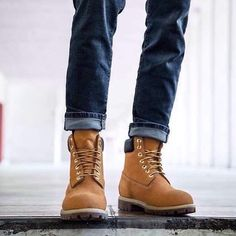 """Classic style with the Timberland iconic 6"""". Shop online now.  credit @timberland_australia  #timberlands #timberland #timberlandboots #style #styleinspo #boots #lucknowskinshop #fashion #fashionista #iconic #icon"""