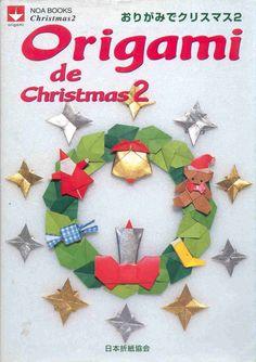 NOA Magazine - Origami de Christmas2 - Documentos